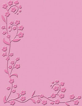 "Prägeschablone ""Florette"" von Craft Concepts"