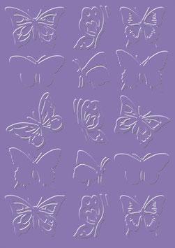 Prägeschablone Emb.schab. Schmetterling 8020