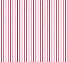 """Tilda-Stoff """"klassische Streifen, rot"""" 242"""