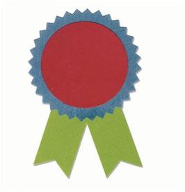 Stanzschablone Sizzix Bigz Die - Award Ribbons