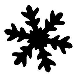 Stanzer Schneeflocke L 3.8 cm