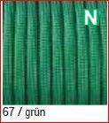 Paracord 4mm, grün 67
