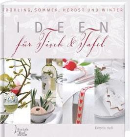 """Buch """"Ideen für Tisch & Tafel"""""""