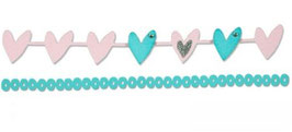 Sizzix Thinlits Die Set 2Teile - Decorative Trim #2