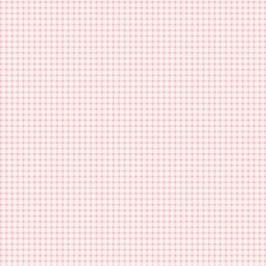 "Tilda Baumwollstoff Mini Gingham, pink"" 670"