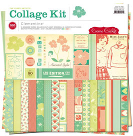 Collage Kit Clementine