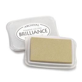 Pigment Stempelkissen Brillance gold