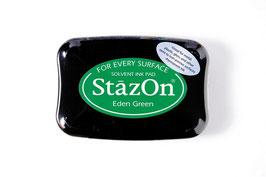 """StazOn Stempelkissen """"Eden Green"""""""