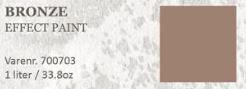 Jeanne d'Arc Living's Vintage Paint: Bronze Brown, 1000ml