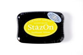 "StazOn Stempelkissen ""Sunflower Yellow"""