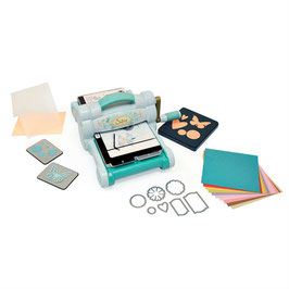 Starterkit Sizzix Big Shot