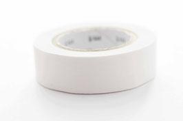 Masking Tape weiss uni