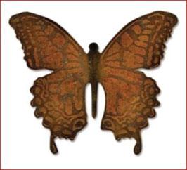 Stanzschablone Sizzix Bigz Die, Layered Butterfly