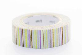 Masking Tape Streifen lila