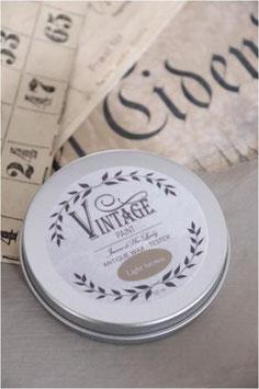 Jeanne d'Arc Living's Vintage Paint: Vintage wax light brown 50ml