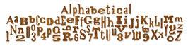 Alphabet 2 (Alphabetical)