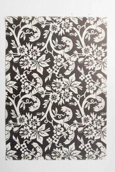 Bedrucktes Transparentpapier T10