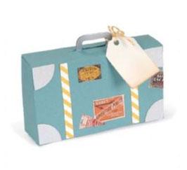 Stanzschablone Sizzix Bigz Pro Die - Box, Suitcase