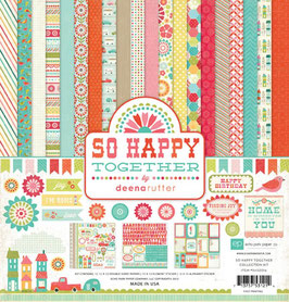 "Collage Kit ""So Happy"""