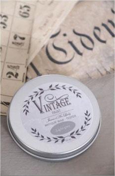 Jeanne d'Arc Living's Vintage Paint: Vintage wax light grey 50ml