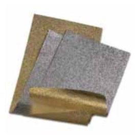Alufolie Grobkornprägung gold/silber