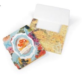 Stanzschablone  Sizzix Bigz Pro Die - Card w/Window & Envelope
