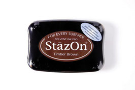 "StazOn Stempelkissen ""Timber Brown"""