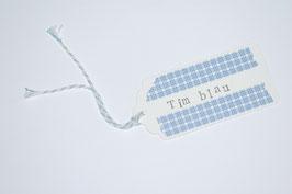 """Masking Tape """"Tim blau"""""""
