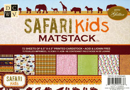 SAFARI Kids Matstack