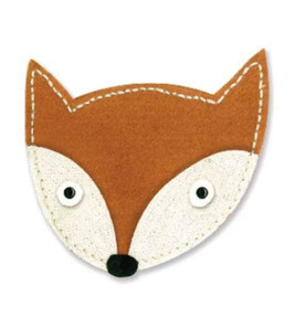 Stanzschablone Sizzix Bigz Die, Fox Face