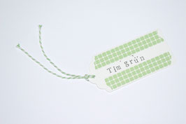 "Masking Tape ""Tim grün"""