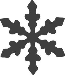 Stanzer Schneeflocke 2.5 cm