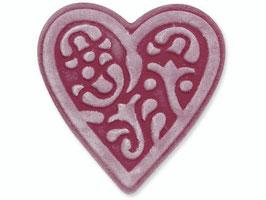 """Sizzix Embosslits Die """"Heart Lace"""""""