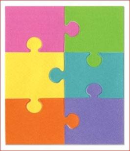 Stanzschablone Sizzix Bigz Die, Puzzle #1