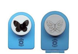 Stanzer und Präger Schmetterling klein