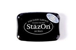 StazOn-Stempelkissen schwarz