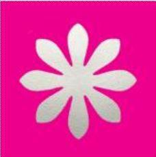 Stanzer XXL Gänseblümchen