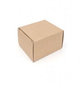 """Kleine Schachtel aus Kraftkarton, Größe 1 """"klein"""""""
