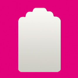 Etikettenstanzer gross (Super Jumbo Stanzer), 3XL