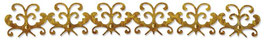 "Stanzschablone Sizzix Sizzlit Decorative Strip ""Fanciful Border"""
