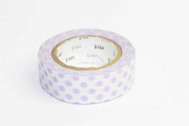 "Masking Tape ""Punkte lila"""