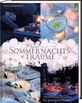 """Buch """"Meine Sommernachtsträume"""""""