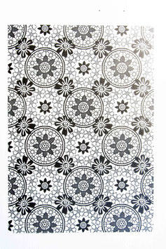 Bedrucktes Transparentpapier T5
