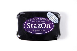 "StazOn Stempelkissen ""Royal Purple"""