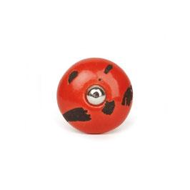 Möbelgriff A58c, Shabby,klein,rot