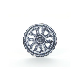 Möbelgriff V09, Ornamente grau