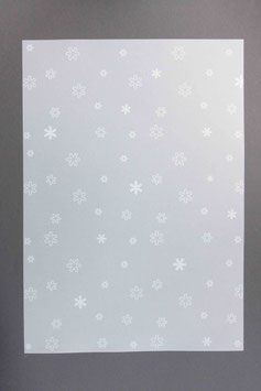 Bedrucktes Transparentpapier T12