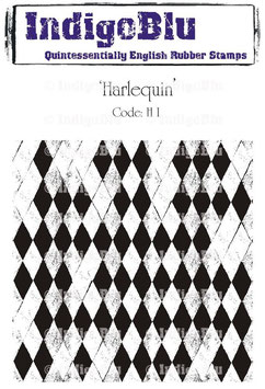 Stempel Harlekin