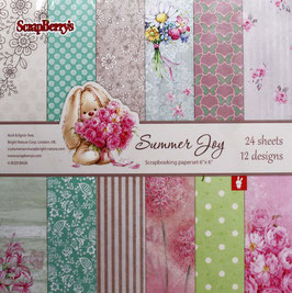 "Papierblock ""Summer Joy"""