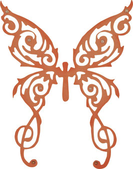 "Sizzix Thinlits Die ""Rare Butterfly"""
